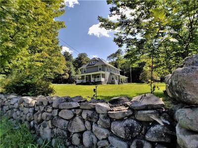 Livingston Manor NY Single Family Home For Sale: $439,000