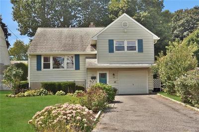 Mount Kisco Single Family Home For Sale: 16 Spencer Street