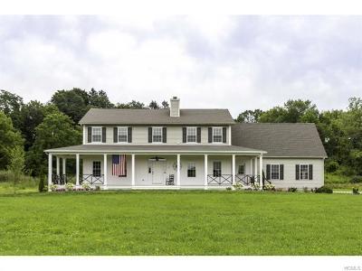 Staatsburg Single Family Home For Sale: 7 Lauren Lane