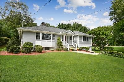 Scarsdale Single Family Home For Sale: 54 Crossway