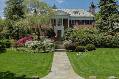 Bronxville Single Family Home For Sale: 3 Beechwood Road