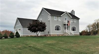 Pine Bush Single Family Home For Sale: 5147 Searsville Road