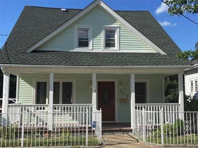 Peekskill Single Family Home For Sale: 938 Reynolds Street