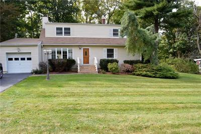 Spring Valley Single Family Home For Sale: 45 Spring Hill Terrace