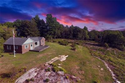 Connecticut Single Family Home For Sale: 680 B Mountain Road