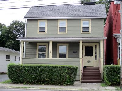 Port Jervis Single Family Home For Sale: 167 Jersey Avenue
