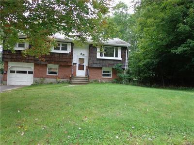 Monticello Single Family Home For Sale: 64 Pleasant View Avenue