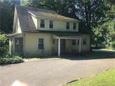 Westchester County Single Family Home For Sale: 46-48 Hillside Avenue