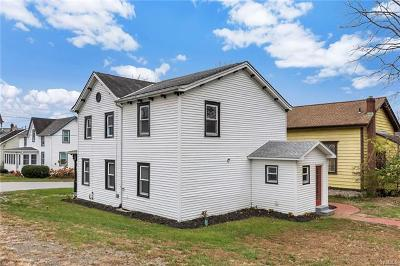 Dutchess County Single Family Home For Sale: 11 Division Street