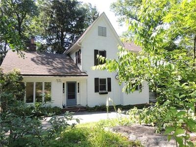 Ossining Single Family Home For Sale: 812 Pinesbridge Road