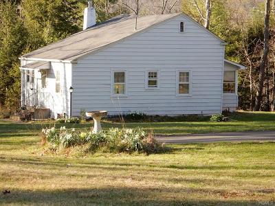 Narrowsburg NY Single Family Home For Sale: $189,000