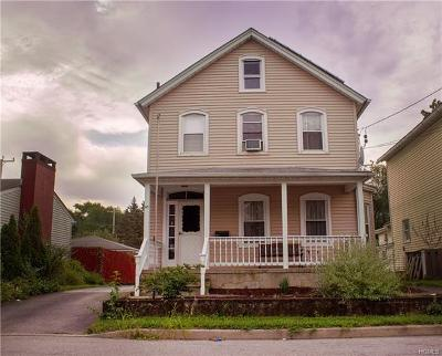 Dutchess County Single Family Home For Sale: 45 North Chestnut Street