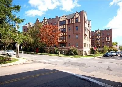 Westchester County Co-Operative For Sale: 604 Tompkins Avenue #B-2
