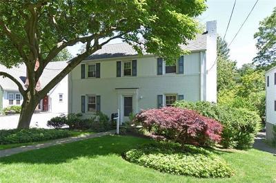 Irvington Single Family Home For Sale: 16 Hillside Terrace