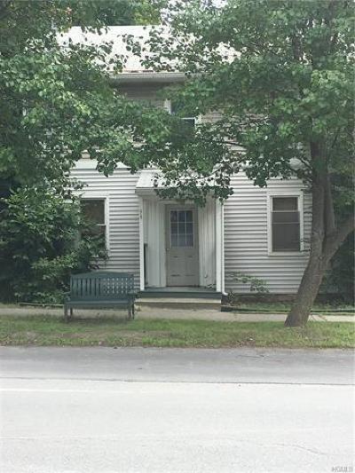 Wurtsboro Multi Family 2-4 For Sale: 94 Sullivan
