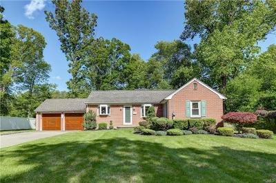 Single Family Home For Sale: 501 Spook Hollow Road