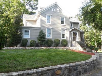 Hartsdale Single Family Home For Sale: 313 West Hartsdale Avenue