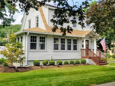 Rockland County Single Family Home For Sale: 25 Washington Circle