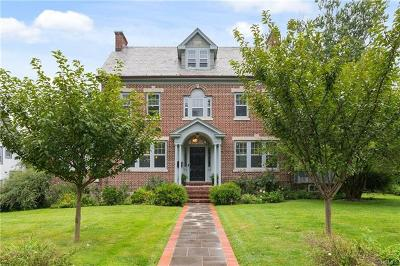 New Rochelle Single Family Home For Sale: 70 Argyll Avenue