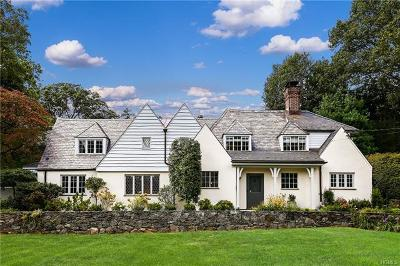 Bronxville Single Family Home For Sale: 12 Wood End Lane