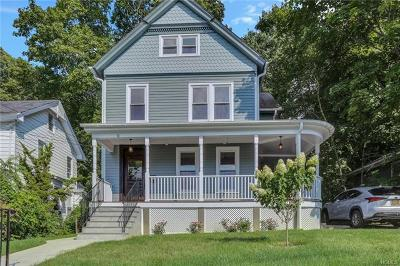 Ossining Single Family Home For Sale: 32 Linden Avenue