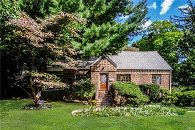 Scarsdale Single Family Home For Sale: 9 Fairview Road