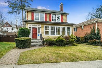 Tuckahoe Single Family Home For Sale: 220 Scarsdale Road