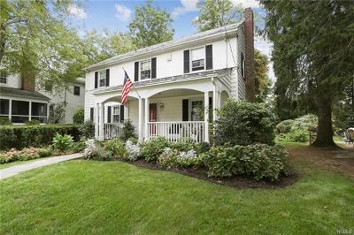 New Rochelle Single Family Home For Sale: 80 Berrian Road