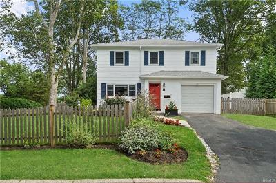 Hartsdale Single Family Home For Sale: 19 Dunham Road