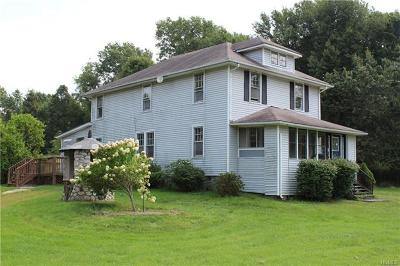 Montgomery Single Family Home For Sale: 56 Old Route 208