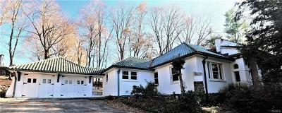 Chappaqua Single Family Home For Sale: 7 Orchard Ridge Road