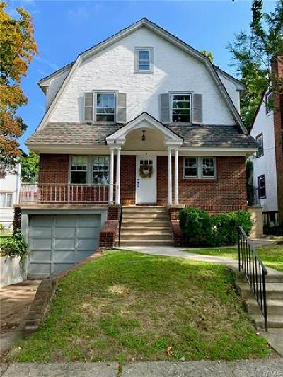 Westchester County Single Family Home For Sale: 5 Chesterwood Avenue