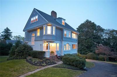 Piermont Single Family Home For Sale: 230 Hudson Terrace