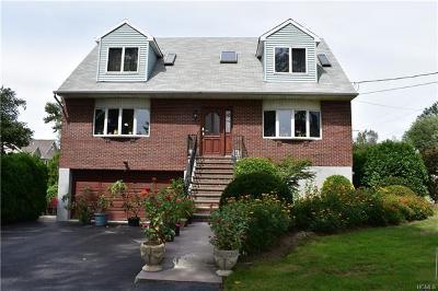 Hawthorne Single Family Home For Sale: 249 Manhattan Avenue