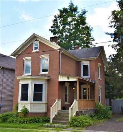 Walden Single Family Home For Sale: 11 William Street