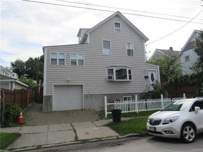 Ossining Single Family Home For Sale: 9 Edward Street