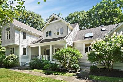 Croton-on-hudson Single Family Home For Sale: 31 Quaker Hill Drive