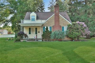 Single Family Home For Sale: 39 Wells Avenue