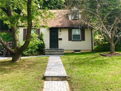 Westchester County Single Family Home For Sale: 815 King Street