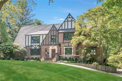 Westchester County Single Family Home For Sale: 86 Bellevue Avenue