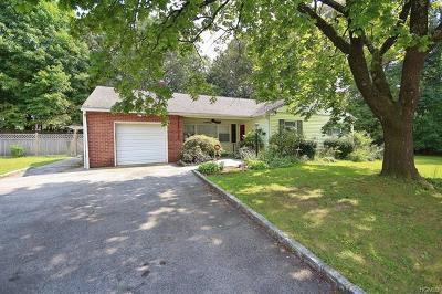 Ossining Single Family Home For Sale: 45 Donald Lane