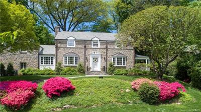 Scarsdale Single Family Home For Sale: 25 Tisdale Road