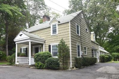 Connecticut Single Family Home For Sale: 2503 Long Ridge Road