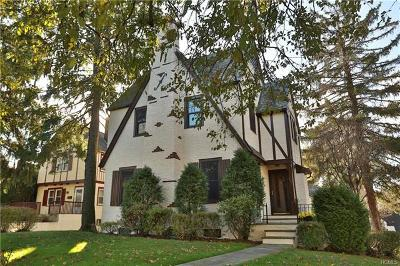 New Rochelle Single Family Home For Sale: 722 Webster Avenue