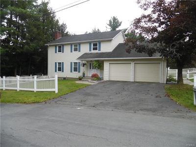 Monticello Single Family Home For Sale: 18 Rita Avenue