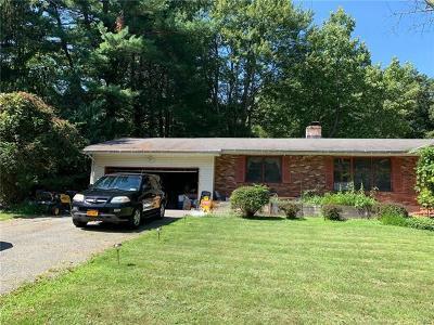 Single Family Home For Sale: 70 Babcock Lane