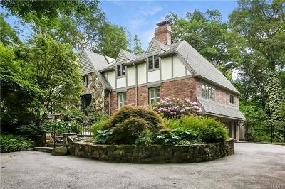 Chappaqua Single Family Home For Sale: 80 Whippoorwill Lake Road