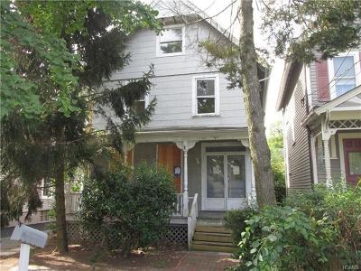 Nyack Multi Family 2-4 For Sale: 55-57 Elysian Avenue
