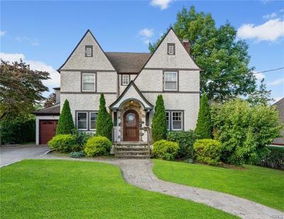 Westchester County Single Family Home For Sale: 38 Primrose Avenue