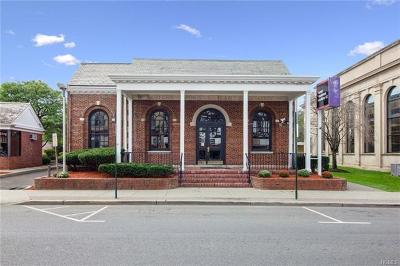 Rockland County Commercial For Sale: 71 Lafayette Avenue